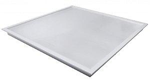 Luminária Led 32W de Embutir Quadrada 62x62cm Completa - Luz Branca Fria, Neutra e Quente