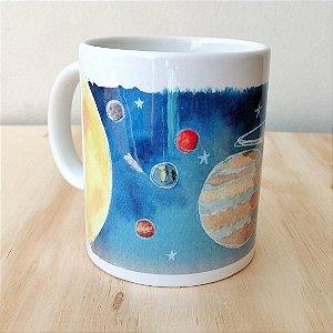Caneca Sistema Solar 1