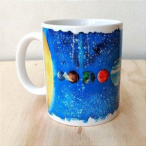 Caneca Sistema Solar 2