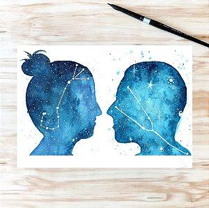 perfil cósmico casal