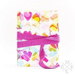 Caderno Hearts