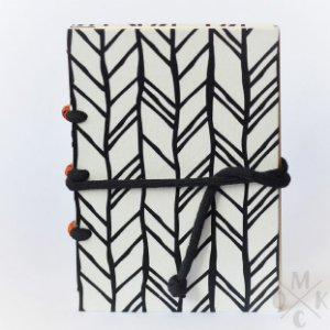 Caderno Flechas