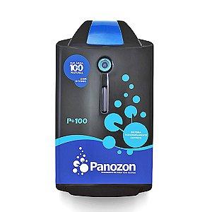 Tratamento de piscina com ozônio P+ 100 para piscinas até 100.000 Litros