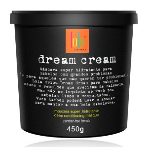Máscara Super Hidratante Dream Cream 450g - Lola