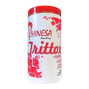 Redutor de Volume - Trittox Capilar Argan 1kg - Chinesa