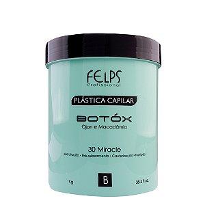 Btx Plástica Capilar Btóx 1 Kilo Felps