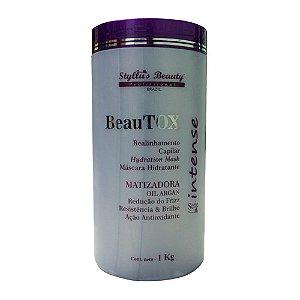 Btx Matizador - Realinhamento Capilar BeauTox 1kg Styllus Beauty
