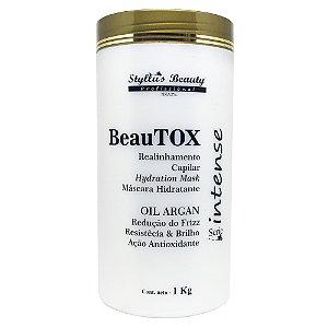 Btx Oil Argan - Realinhamento Capilar BeauTox Tradicional 1kg Styllus Beauty
