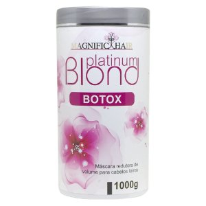 Btx Platinum Blond 1kg - Magnific Hair