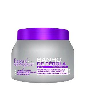 Banho de Pérola - Loiro Brilhante 250g Forever Liss