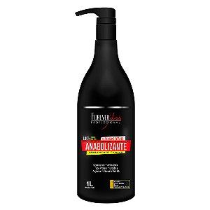 Shampoo Anabolizante 1 litro - Forever Liss
