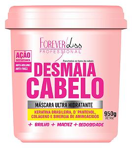 Máscara Desmaia Cabelo  950g -  Forever Liss