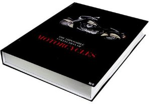 """Livro """"The Impossible Collection of Motorcycles"""""""
