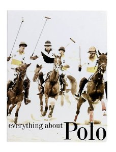 """Livro """"Everything About Polo"""""""