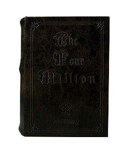 """Caixa livro """"The Four Million"""""""