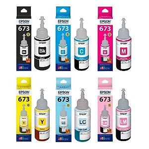 Refil de tinta Epson T673520 T673 Original 65ml
