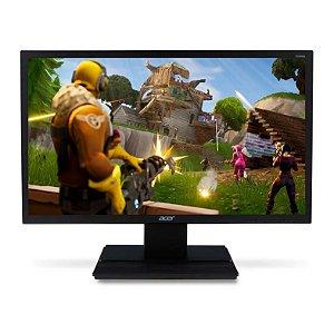 Monitor Acer 19.5´ - V206HQL HD LED, HDMI/VGA, com ComfyView e Acer eColor