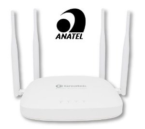 Roteador Wireless AC GWR1200 AC