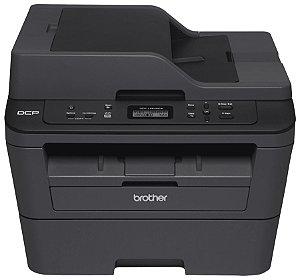 Impressora Multifuncional Laser Monocromática Brother DCP-L2540DW
