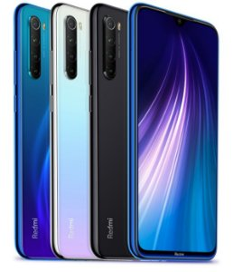 Celular Xiaomi Note 8 64GB Rom 4GB Ram Dual Versão Global