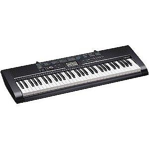 Teclado Musical Digital Ctk-1200, 61 Teclas,100 Timbres,100 Rítimos
