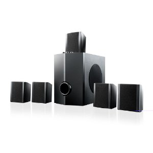 Home Theater Multilaser SP087 Canais 40W RMS Bivolt