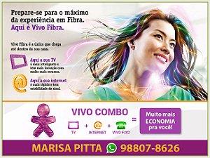 Marisa Pitta - Representante VIVO GVT