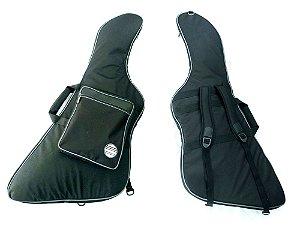 Bag Capa para Guitarra Explorer - Super Luxo 200 reforçada