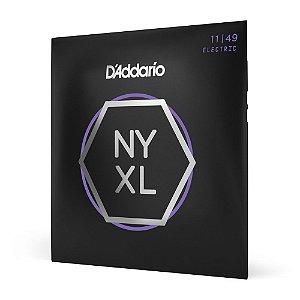 Encordoamento Guitarra 011 Daddario NYXL1149 Nickel Wound