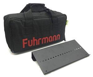 Pedal Board 30x14 com Bag para 4 pedais FUHRMANN PB2