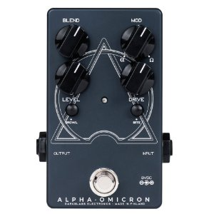 Pedal p/ baixo ALPHA OMICRON - Darkglass - Preamp/Distortion