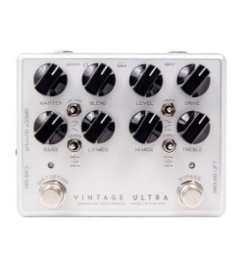 Pedal p/ baixo Vintage Ultra V2 - Darkglass - Preamp Bass