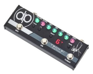Pedal Tech 21 Bass DP-3X Dug Pinnick baixo *SansAmp* DP-3X
