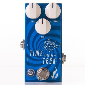 Pedal Fire Custom time trek delay guitarra garantia de 5 anos