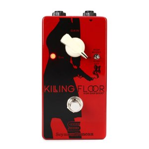 Pedal Seymour duncan Killing Floor - boost + Drive + high gain