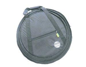 Bag capa prato 22 triplo divisória Super Luxo alça de mão