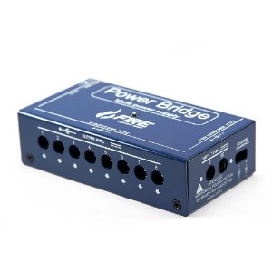 Fonte chaveada Fire power bridge 9v - azul - p/ 10 pedais