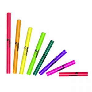 Kit Escala Diatonica Do Maior 8 Notas Boomwhackers Bwdg Usa