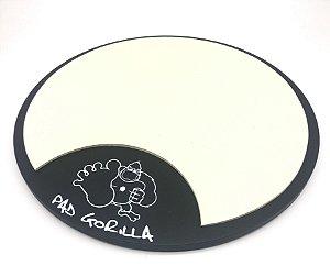 Pad De Estudo Gorilla Clássico 12 Pg12 + Borracha Superior