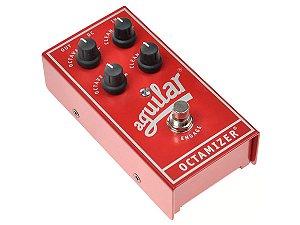 Pedal Aguilar analog Octamizer para baixo