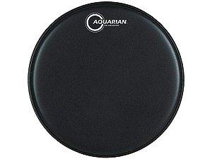 Pele de Aquarian Caixa 14¨ Hi-velocity Black Coated Vel14bk