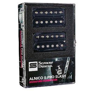 Captador seymour duncan APH-2S set SLASH Alnico (par) Black