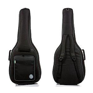 Bag capa violao 12 cordas - super luxo ch200  - alcochoado