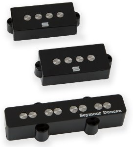 SET CAPTADOR SEYMOUR DUNCAN SIGNATURE REX BROWN PJ BASS