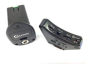 Kit captador Pré-Amplificador S-1 Crafter com Battery Box