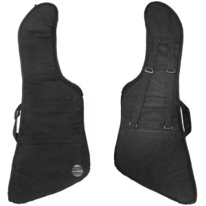 Bag capa guitarra explorer - super luxo