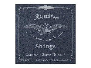 Encordoamento ukulele corda AQUILA soprano NYLGUT 101U c/NF