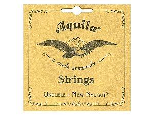 Encordoamento ukulele corda AQUILA tenor NYLGUT 10U TH c/NF