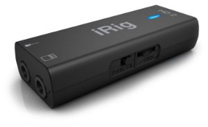 Interface iRig HD2 guitarra Ik multimedia - garantia 1 ano