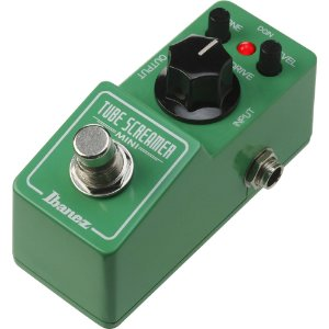 Pedal Ibanez Tube Screamer TS Mini original NFe garantia